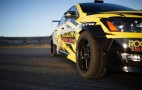 900-HP Volkswagen Passat? Say What? Tanner Foust's New Formula Drift Ride: Video
