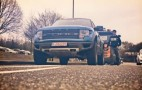 Ford F-150 SVT Raptor Hits The Nrburgring With Tanner Foust: Video