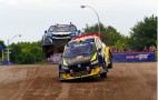 Foust, Volkswagen Win Red Bull Global Rallycross New York: Video