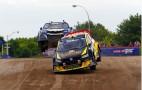 Foust, Volkswagen Win Red Bull Global Rallycross New York: Video