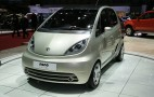 India's Tiny Tata Nano Coming To Europe In 2011