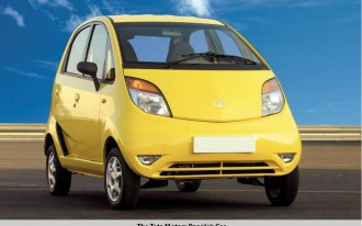 Tata Nano Update: Now En Route To The U.S. Around 2013