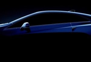 2014 Cadillac ELR Electric Car: Teaser Image Of Voltec Coupe Released