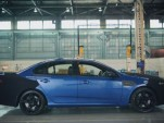 Teaser for 2015 Ford Falcon XR8