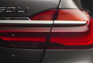 Teaser for 2016 BMW 7-Series