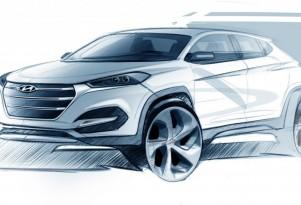 Teaser for 2016 Hyundai Tucson