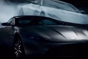 Teaser for 2017 Aston Martin debuting at 2016 Geneva Motor Show