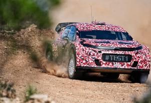 Teaser for 2017 Citroën C3 WRC