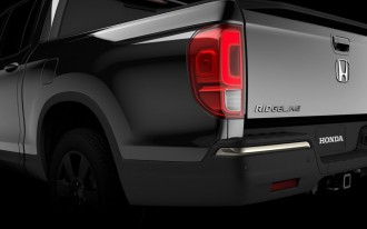 2017 Honda Ridgeline Headed For Detroit Auto Show, Super Bowl Debut