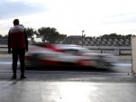 Teaser for 2017 Toyota TS050 Hybrid LMP1 race car