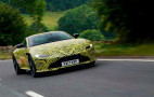 Aston Martin provides early look at redesigned Vantage