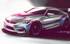 BMW M4 GT4 to go racing in 2018
