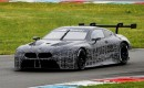 Teaser for 2018 BMW M8 race car