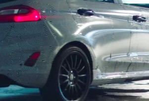 Teaser for 2018 Ford Fiesta ST debuting at 2017 Geneva auto show