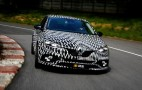 2018 Renault Mégane RS previewed, confirmed with dual-clutch option