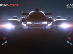 Teaser for 2018 Team Penske Acura ARX-05 DPi race car