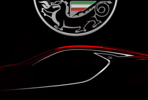 Teaser for ATS GT debuting at 2017 Salon Privé  Concours