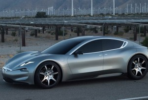 Fisker EMotion won't launch with graphene battery; 400-mile range still promised