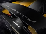 Teaser for Fittipaldi EF7 Vision Gran Turismo by Pininfarina debuting at 2017 Geneva auto show