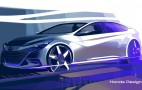 Honda To Debut Two Sedan Concepts At 2014 Beijing Auto Show