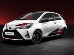 Teaser for hot Toyota Yaris debuting at 2017 Geneva auto show