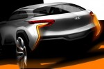 New Hyundai Intrado Fuel-Cell Concept For 2014 Geneva Motor Show