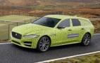 US-bound Jaguar XF Sportbrake to be revealed June 14