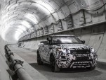 Teaser for Land Rover Range Rover Evoque Convertible