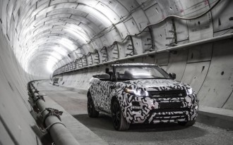 Land Rover Follows In Nissan's Footsteps, Promises Range Rover Evoque Convertible For 2016: Video