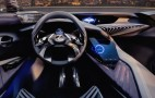 Lexus UX concept teased ahead of 2016 Paris auto show