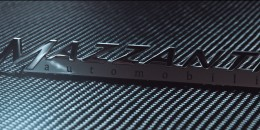 Teaser for Mazzanti EV-R debuting at 2016 Turin Auto Show