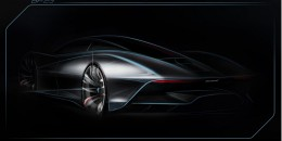 Teaser for McLaren BP23 F1 successor launching in 2019