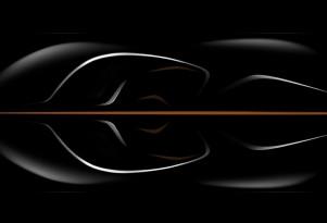 Teaser for McLaren 'Hyper-GT' F1 successor launching in 2019