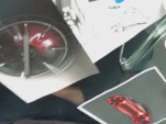 Teaser for Mercedes-Benz concept debuting at 2017 Pebble Beach Concours d'Elegance
