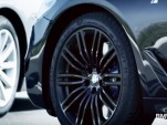 Teaser for new BMW 5-Series debuting October 13, 2016