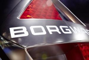 Teaser for new Borgward debuting at 2016 Geneva Motor Show