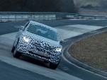 Teaser for new Borgward SUV debuting at 2015 Frankfurt Auto Show