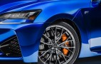 Lexus Teases New F Performance Car For Detroit; Is It The GS F?