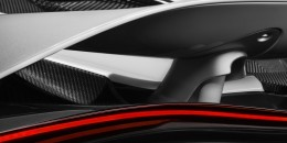 Teaser for new McLaren Super Series model debuting at 2017 Geneva auto show
