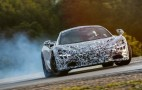 McLaren 650S replacement to come with drift mode
