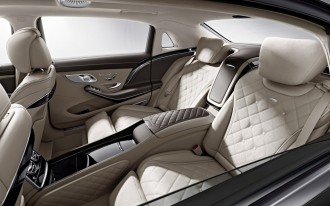 Maybach Return, 2014 Tesla Model S, 2016 Cadillac ATS-V: What's New @ The Car Connection