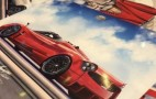 Pagani Huayra Roadster leaked ahead of 2017 Geneva auto show
