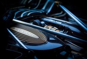 Teaser for Pagani Huayra Roadster debuting at 2017 Geneva auto show