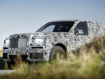 Teaser for Rolls-Royce SUV (code name Project Cullinan) debuting in 2018