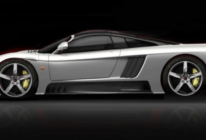 Teaser for Saleen S7 LM