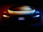 Teaser for self-driving Audi concept debuting at 2017 Frankfurt auto show