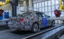 Teaser for seventh-generation BMW 5-Series