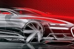 Audi Prologue Concept Teased In New Sketches, Could Preview Flagship A9 Coupe