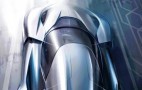 NextEV teases 1,000-horsepower electric supercar