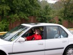 Teens in car - AAA Foundation for Traffic Safety